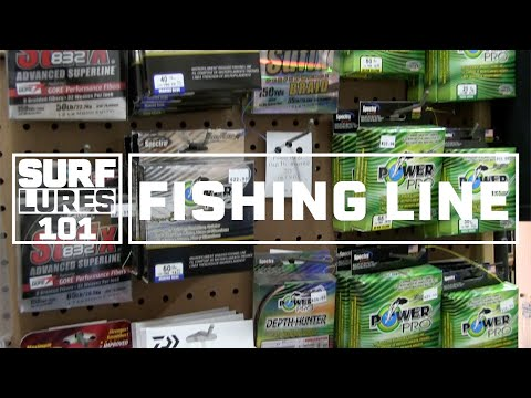 Surf Fishing 101 With Zeno Hromin- Braided Line In The Surf