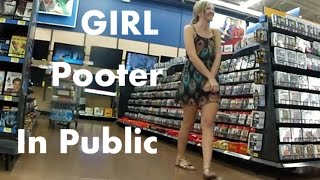 Repeat youtube video Girls Pooting in Public (Pooter #3)