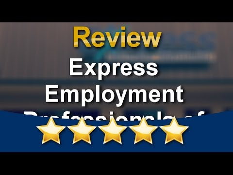 Express Employment Professionals of Farmers Branch, TX | Incredible Five Star Review by Rennie ...