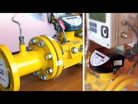 Турбинные счетчики газа TRZ-1000 Ду 150