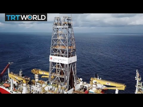 Aboard the Fatih: Turkey's first oil-drilling ship in the Mediterranean
