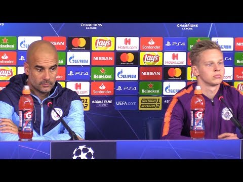 Pep Guardiola & Oleksandr Zinchenko Pre-Match Press Conference - Shakhtar Donetsk v Manchester City Mp3