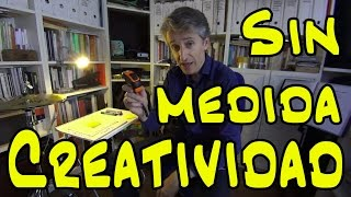Creatividad sin medida: dinámica de grupo