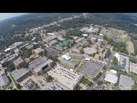 Stephen F. Austin State University Campus Tour