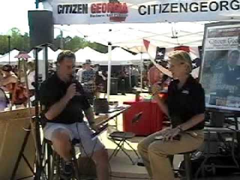 Citizen Georgia Interview of Ann Harris for Cobb County Superior Court Judge