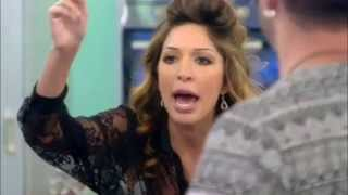 villain Farrah Abraham threaten to KILL her famous housemates: Celebrity Big Brother