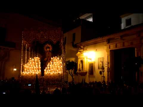 Última revirá V. de Gracia y Esperanza - Semana Santa de Sevilla 2014