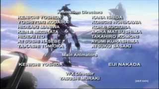 Eureka 7 Ending 2 - US Toonami Version