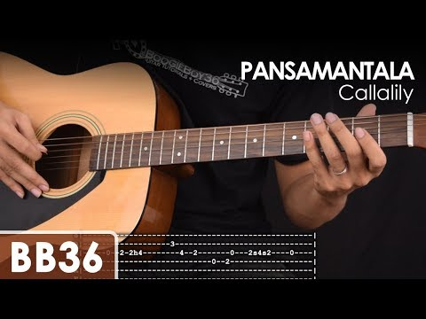 Pansamantala - Callalily Guitar Tutorial