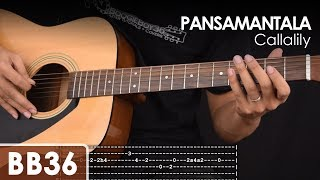 Pansamantala - Callalily Guitar Tutorial