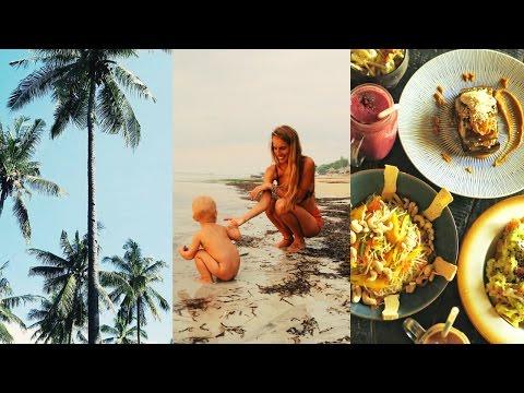 Family Travel Vlog | Goodbye Island Life