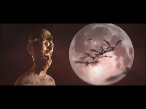 videos for Halloween projector #2