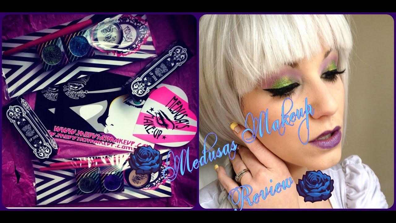 Medusas Makeup Review