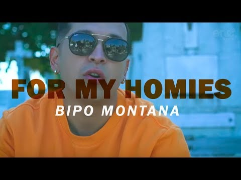 Bipo Montana // For My Homies Ft Dezzy Hollow 🙏🏼 (Official Video)