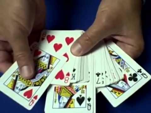Impress the ladies card trick
