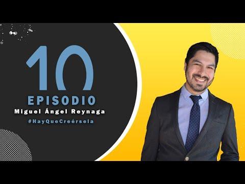 Ep10 Miguel Reynaga, creador de la nueva plataforma  B2B que revolucionará los negocios en la región Tijuana - San Diego Ca