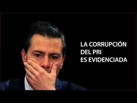 La Corrupción del PRI evidenciada por Javier Corral pone en juego la campaña presidencial de Meade