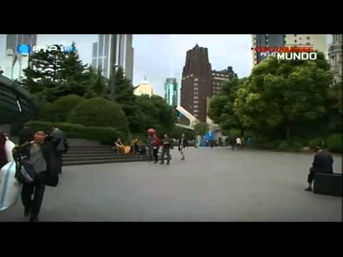 Portugueses Pelo Mundo - Xangai, China | S07E05
