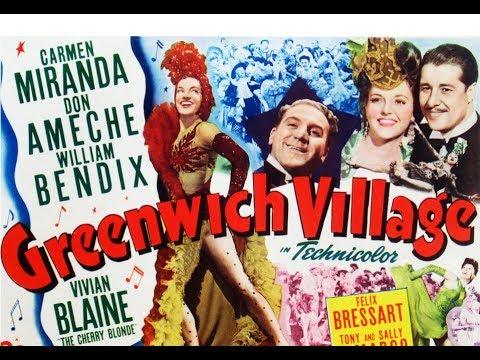 Greenwich Village 1944 full movie