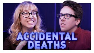 What is the Coolest Accidental Death?