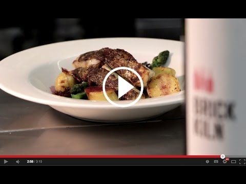 How To Make Crispy Skinned Mulloway With Shiraz Wine Butter Sauce  - Brick Kiln Wines McLaren Vale