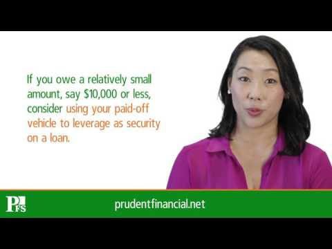 Smart Money Club: Borrowing to Pay off Your Tax Debt