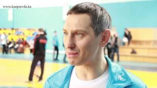 Олимпийские чемпионы провели уроки физкультуры столичным школьникам