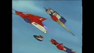 超電磁ロボ コンバトラーV Combattler V combine scene theme thumbnail