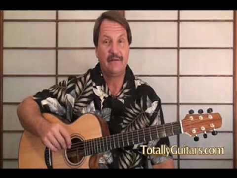 Fat Old Sun guitar lesson