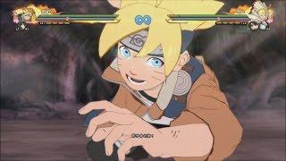 Naruto Ultimate Ninja Storm 4 Road to Boruto - New Boruto Naruto Jacket & Kote DLC Complete Moveset
