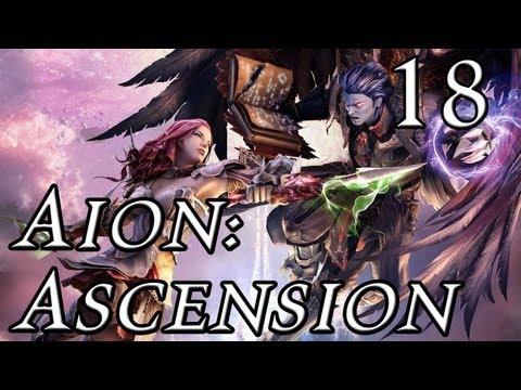 Denonu Plays Aion Ascension - MMO - Part 18 - Live Commentary PC 1080p - (Denonu Plays)
