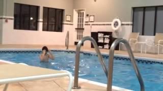 Josiah swims Thumbnail