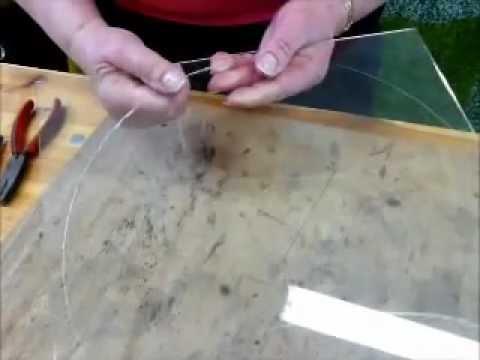 Comment Découper Un Cercle.Wmv - Youtube