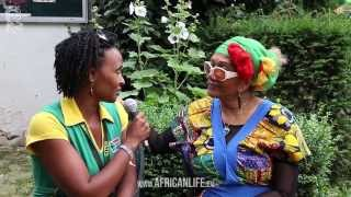 Interview Marcia Griffiths, 04.08.2013, Reggae Jam, Bersenbrück