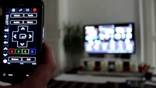 Android Smart TV Remote: Tutorial
