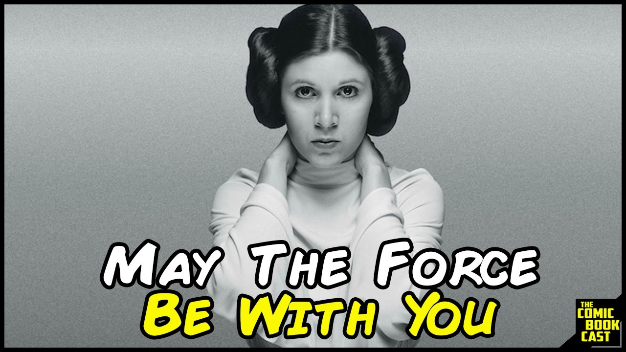 Rest In Peace Carrie Fisher (star Wars Princess Leia)
