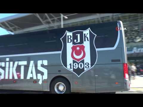 Beşiktaş, Slovan Bratislava Maçı İçin Slovakya'da
