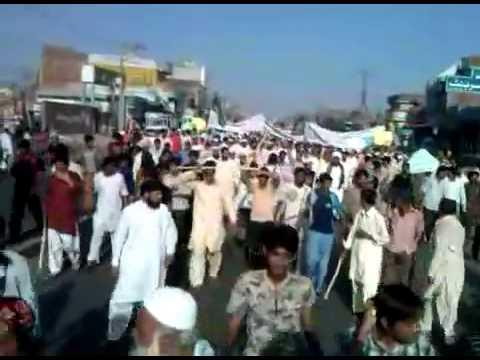 Faisalabad jaloos Gazi Mumtaz Qadri Ki Rihai K Liye thumbnail