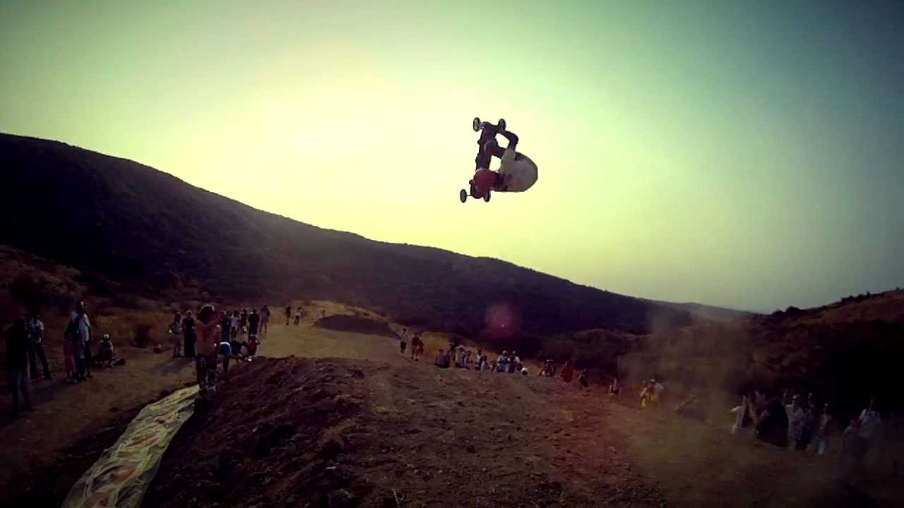 Mountainboard european challenge 2012 Serbia- Official Video