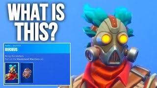 WTF is This Skin?! Fortnite ITEM SHOP [November 3] | Kodak wK