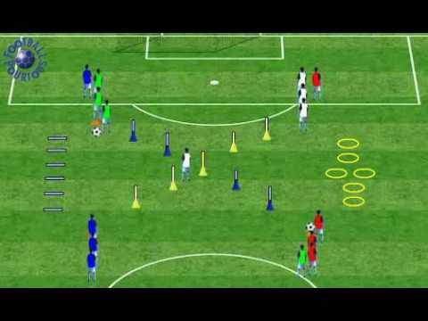 EXERCICE 10 : Motricité et coordination. - YouTube