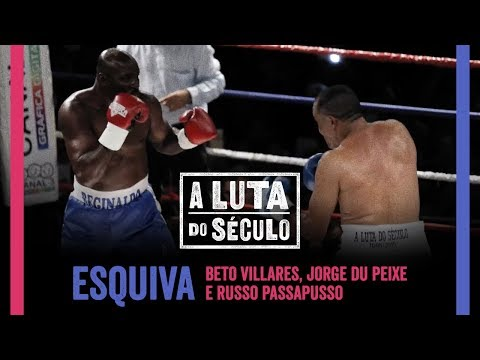 Esquiva - Beto Villares, Jorge Du Peixe e Russo Passapusso