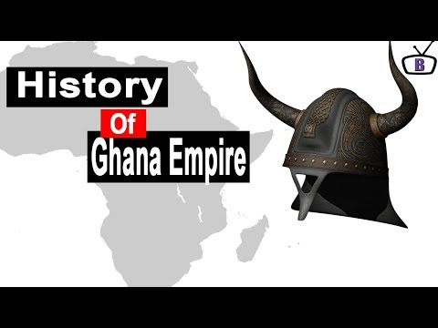 Rise and Fall of The Ghana Empire