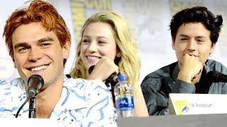 Comic-Con 2019: Riverdale Season 4 Panel Highlights