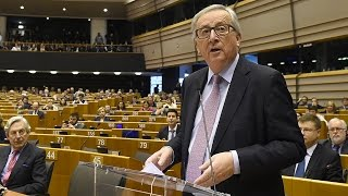 "Juncker: ""Where are you going, Europe?"""