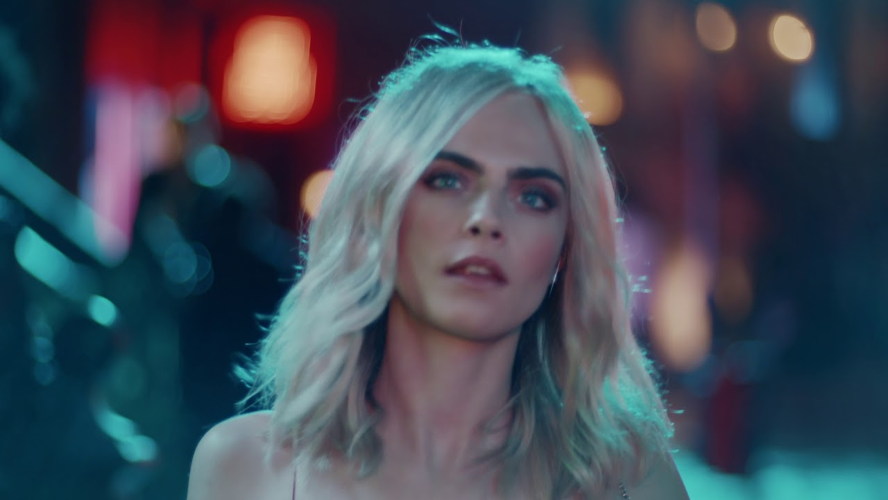 1650176f0535 Shimmer in the Dark  Jimmy Choo CR18 Featuring Cara Delevingne - YouTube