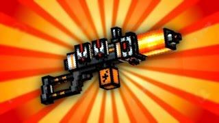 Pixel Gun 3D - Plasma Rifle [Review]