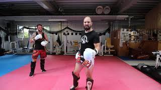 k.o. garantie boxer gegen kickboxer