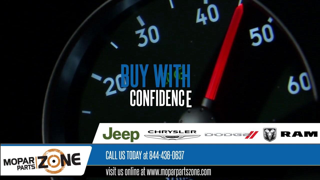 exhaust manifold 2014 jeep patriot 68066674ac  [ 1280 x 720 Pixel ]