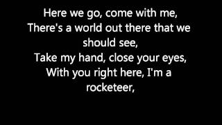 Far East Moment - Rocketeer (lyrics) HQ (1080p)